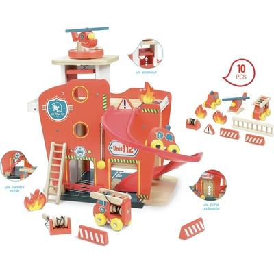 Caserne de pompier Vilacity