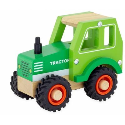 Tracteur vert