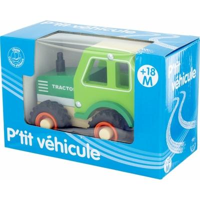 tracteur-vert