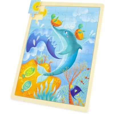 Puzzle dauphin ( 35 pcs)