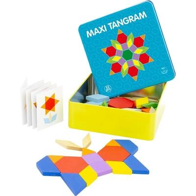 Maxi tangram