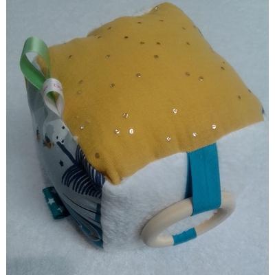 Cube sensoriel Ours Polaire