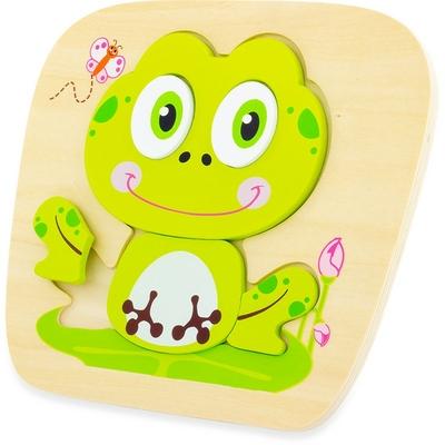 Puzzle : grenouille