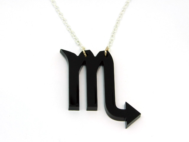 Scorpio-Necklace