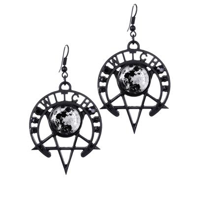 Witch Moon Earrings