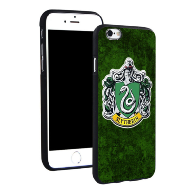Slytherin iPhone 6/6s case