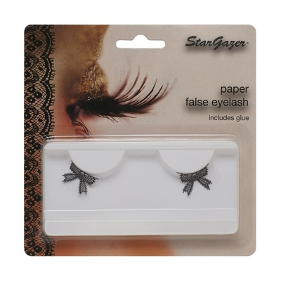 Paper Eye Lashes (Bows)