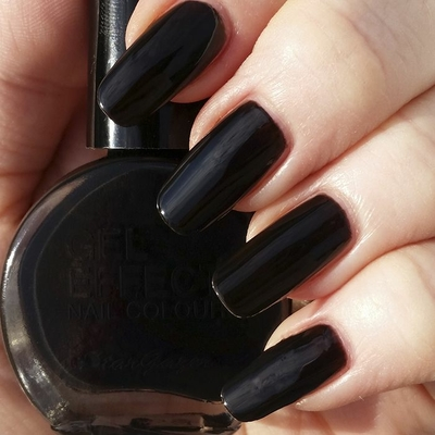 Gel effect Nail Polish-Evil