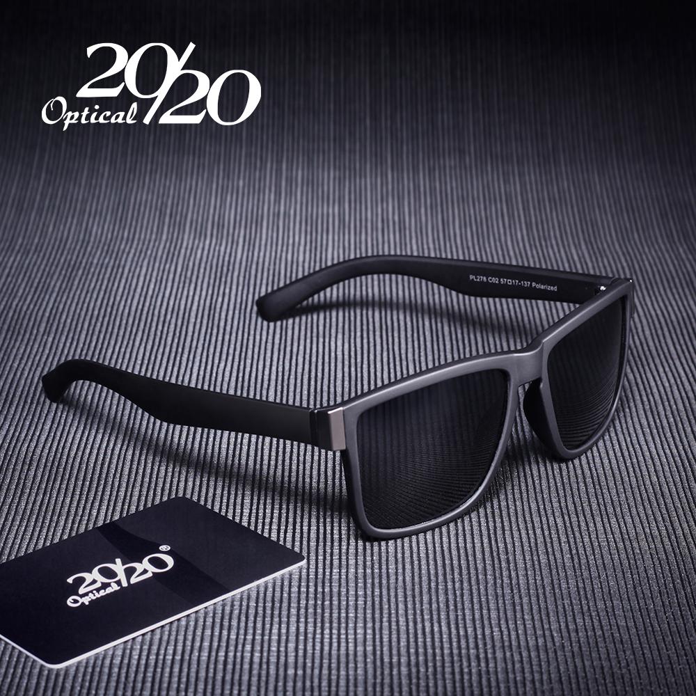Classique-lunettes-de-Soleil-Polaris-es-Hommes-Lunettes-de-Conduite-Rev-tement-Noir-Cadre-De-P