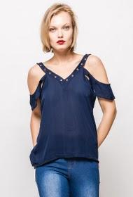 bigliuli-blouse-a-epaules-denudees-avec-illets-navy-3