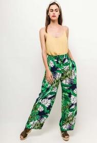 bigliuli-pantalon-fluide-a-imprime-tropical19-navy-2
