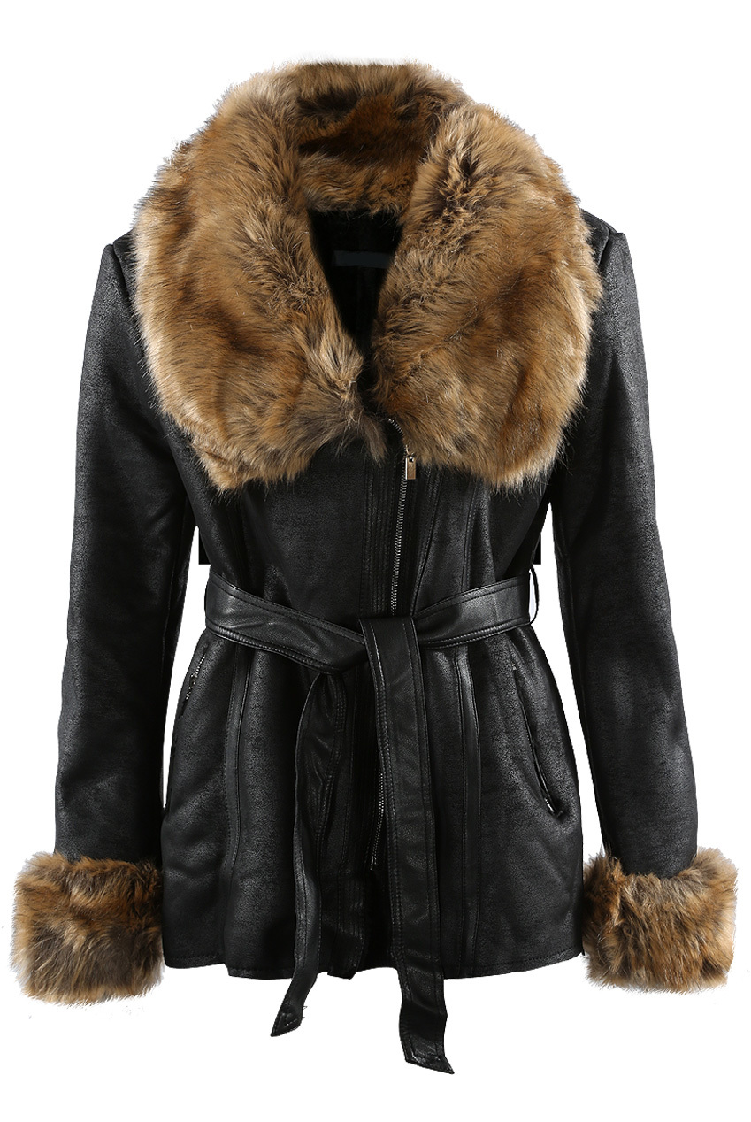 5A933-K-Zip-Up-Longline-Fur-Trim-Jacket-Black-Golden-Fur__85037.1537166153.1280.1280