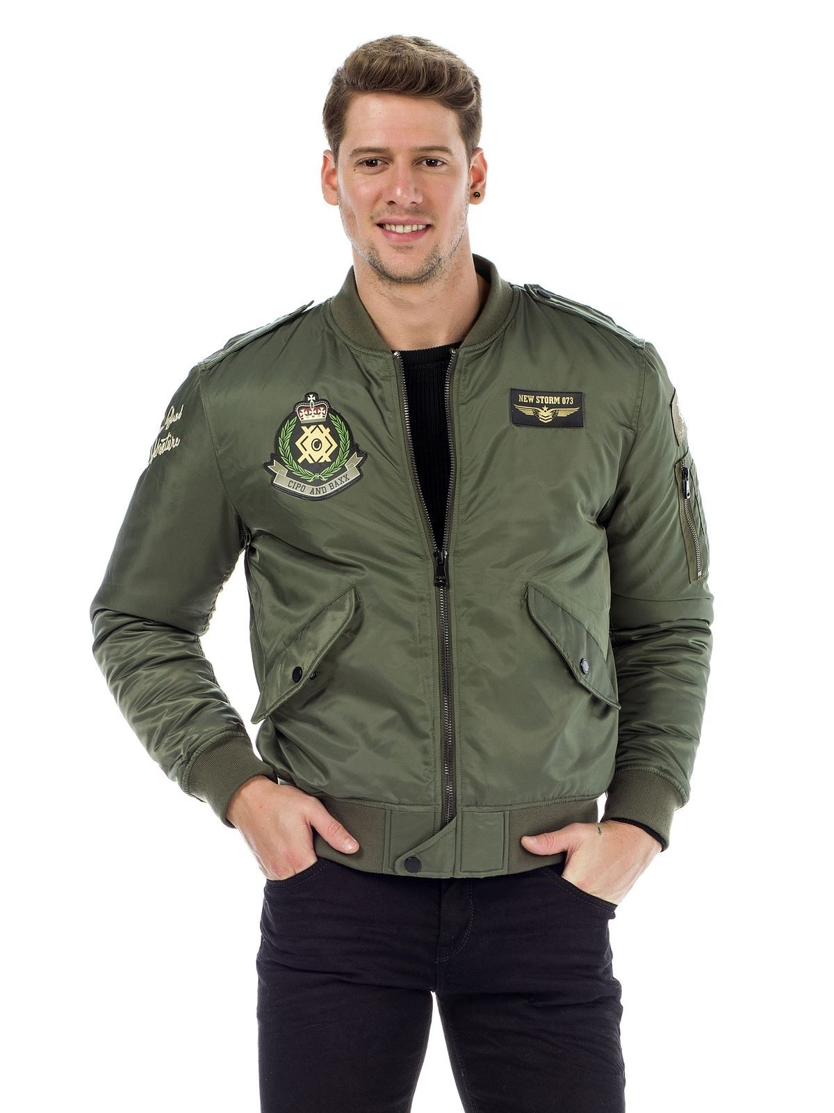 Bomber Air Force Cipo and Baxx