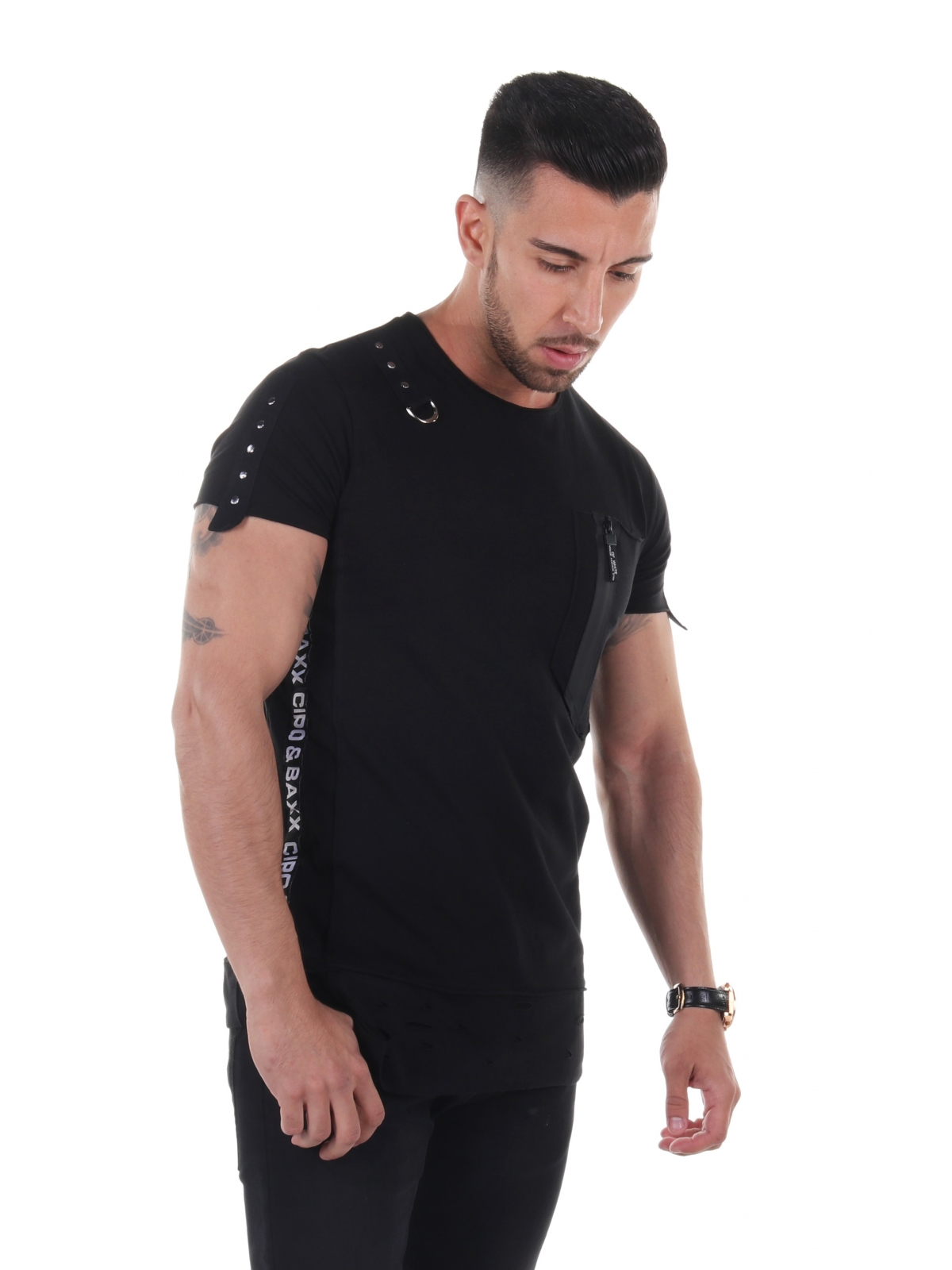 t-shirt cipo and baxx