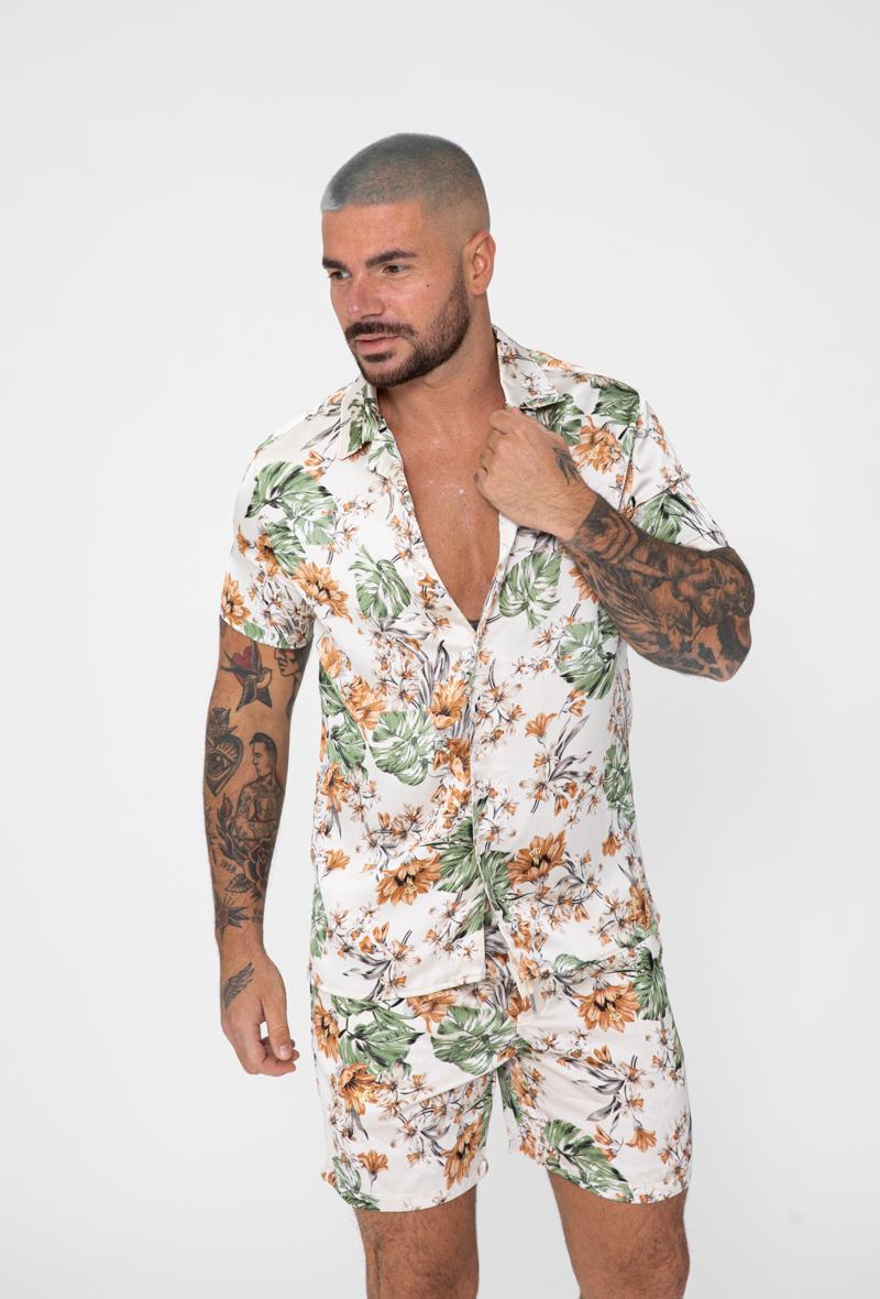 frilivin-ensemble-chemise-short-fleuri3-beige-1