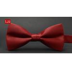 Nouveau-mode-smoking-bow-tie-hommes-rouge-et-noir-tartan-mari-marier-gar-ons-d-honneur