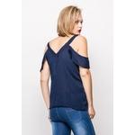 bigliuli-blouse-a-epaules-denudees-avec-illets-navy-4