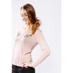 relax-queens-t-shirt-chine-avec-patchs-pink-1