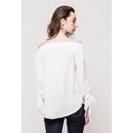 relax-queens-blouse-avec-patch-fleur-white-4