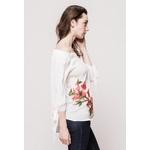 relax-queens-blouse-avec-patch-fleur-white-3