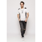 lysande-t-shirt-use-a-col-chale-white-1