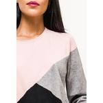 b-l-fashion-pull-tricolore-pink-2