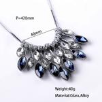 Meyfflin-D-claration-Colliers-et-Pendentifs-Cristal-Maxi-Collier-pour-Femmes-Femelle-Cha-ne-Collier-Collier