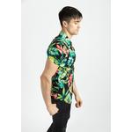 frilivin-chemise-manches-courtes-fleurie1-black-2