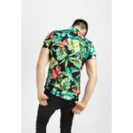 frilivin-chemise-manches-courtes-fleurie1-black-3
