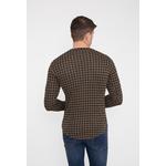 frilivin-t-shirt-manches-longues-motifs-pied-de-poule-dark_brown-4