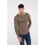frilivin-t-shirt-manches-longues-motifs-graphique-beige-4