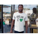 man-wearing-a-tshirt-mockup-while-coming-out-of-a-restaurant-a17159