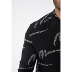 frilivin-chemise-avec-ecriture-black-2