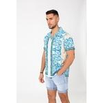 frilivin-chemise-manches-courtes-a-motif-baroque8-blue-2