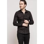 lysande-chemise-decontractee-en-coton-black-1