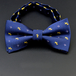 Hommes-Noeuds-papillon-2017-Date-Polyester-Bow-Tie-Marque-M-le-Polka-Dot-Bowtie-Cravate-D