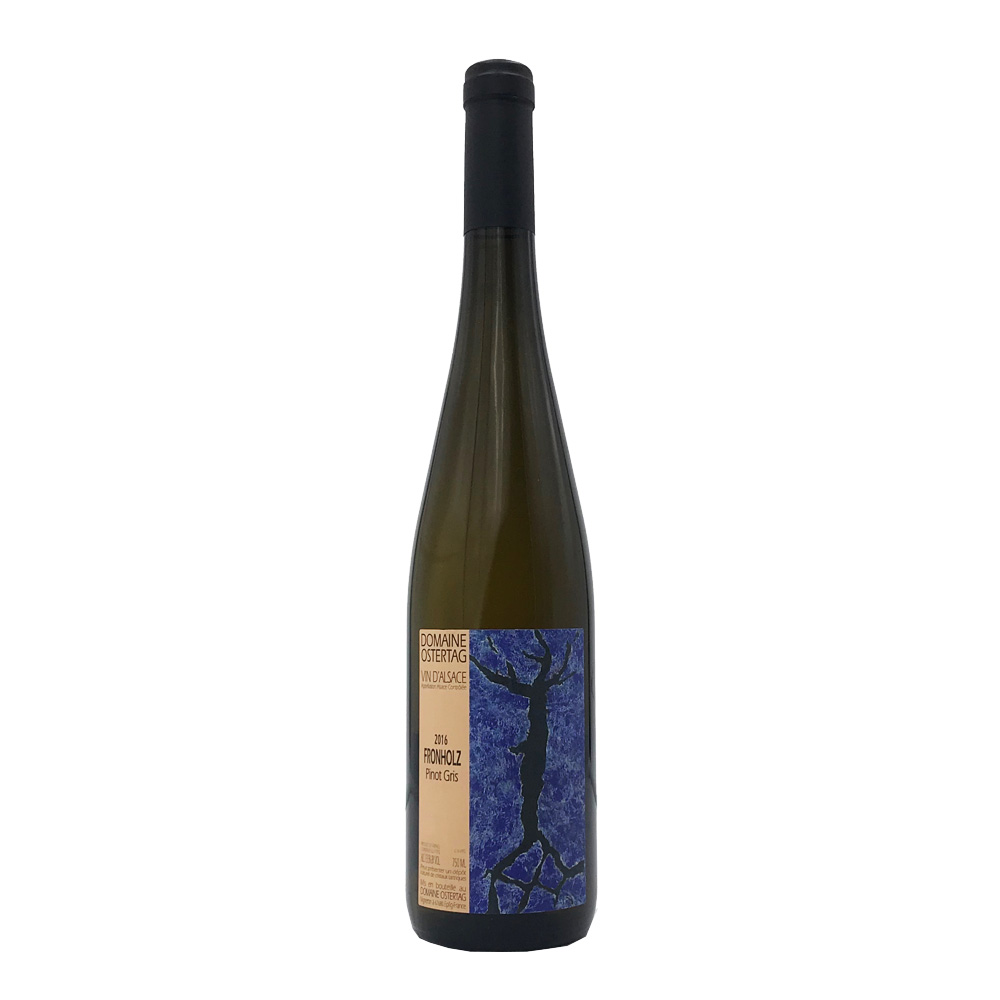 Pinot Gris Fronholz 2016 Domaine Ostertag