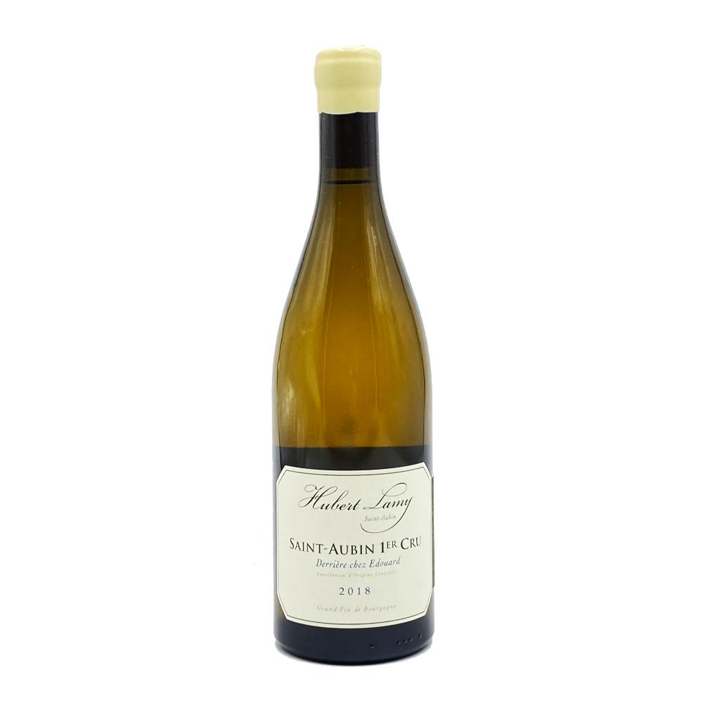 Saint-Aubin blanc Derrière chez Edouard 2018 Domaine Hubert Lamy