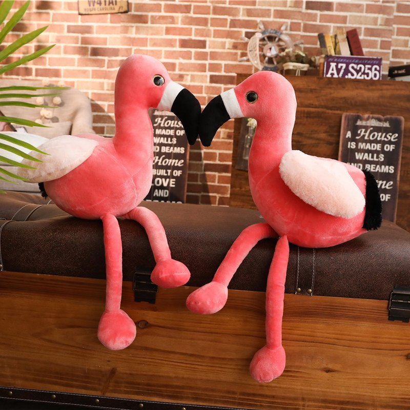 Peluche Flamant Rose sweety