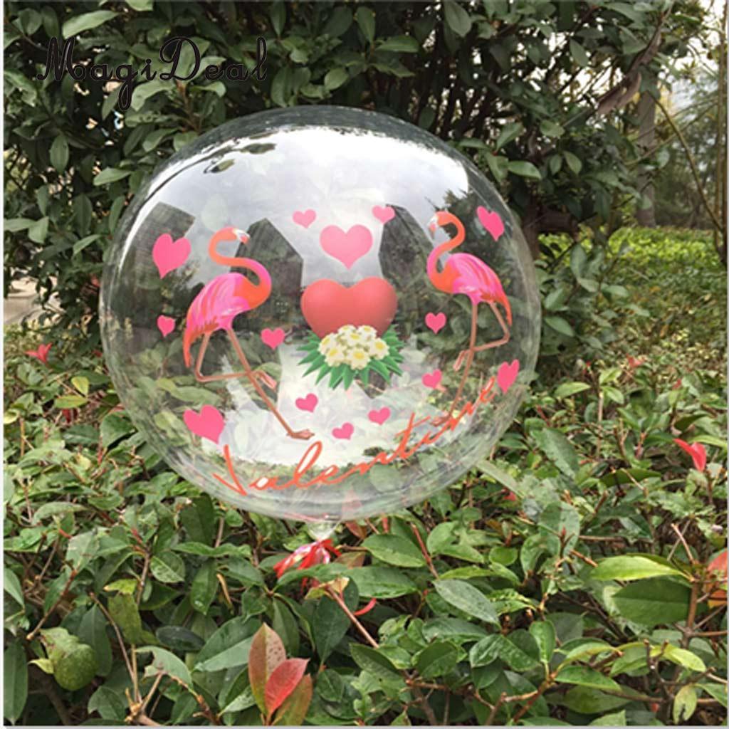 Autocollants pour ballon Love