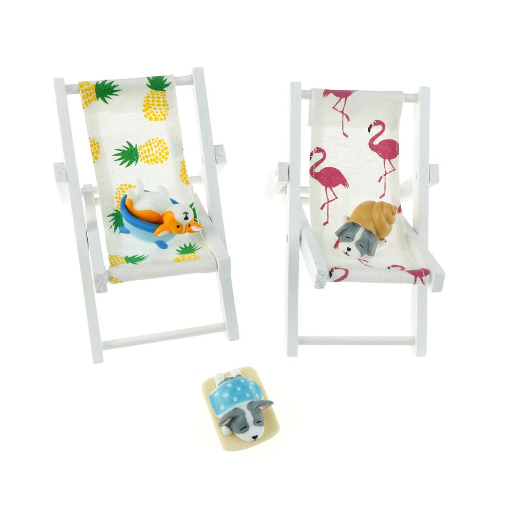 Mini Chaise de plage