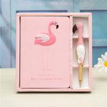 Flamingo-D-coration-Portable-Note-Livre-Avec-Stylo-Licorne-tudiant-Ami-Cadeau-De-Mariage-Partie-Connexion