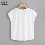 Dotfashion-Flamingo-Et-Lettre-Imprimer-Tee-2018-D-t-Col-Rond-Maille-Preppy-T-shirt-Femmes