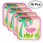 16-Pcs-Flamingo-Jetable-Ensemble-De-Vaisselle-Vaisselle-En-Papier-Party-Favors-Fournitures-7-Pouce-Carr