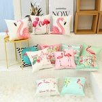 De-mariage-D-cor-Rose-Flamingo-F-te-Faveurs-Coussin-Taie-d-oreiller-De-Mariage-Faveurs