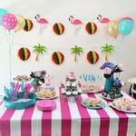 Nouvelle-Arriv-e-S-rie-Flamingo-Enfants-Enfants-F-te-D-anniversaire-D-coration-De-F