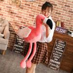 1-pc-60-90-cm-Mignon-Swan-flamingo-En-Peluche-Jouets-En-Peluche-Belle-Animal-En