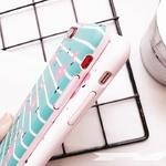 Mignon-de-Bande-Dessin-e-Color-Rayures-Flamants-Roses-T-l-phone-Cas-Pour-iphone-6