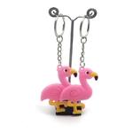 2-pcs-lot-Rose-Flamingo-F-te-Porte-cl-s-Hawaii-F-te-D-anniversaire-D