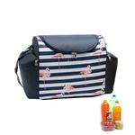 Oxford-Flamingo-thermo-Sacs-D-jeuner-Bento-Alimentaire-Pr-servation-Organisateur-portable-Famille-Pique-Nique-Refroidisseur